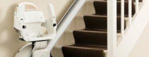 Treppenlifte Sitzlift Schwenkbar